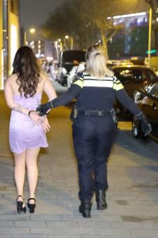 De politie was dit weekend druk met illegale feestjes: 'Het gaat niet alleen om jou'