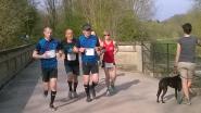 TD Jogging kent opnieuw succes