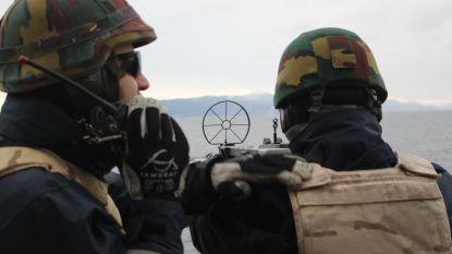 Militaire oefening op 15 mei
