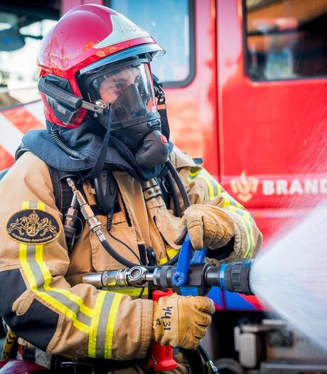 Apeldoornse brandweer gaat brand simuleren in container bij Glazen Huis