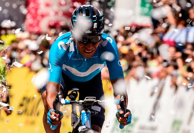 Quintana wint in Colombia.