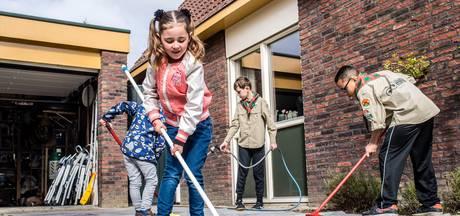 Scouting kan nieuw dak plaatsen dankzij gemeente Steenbergen