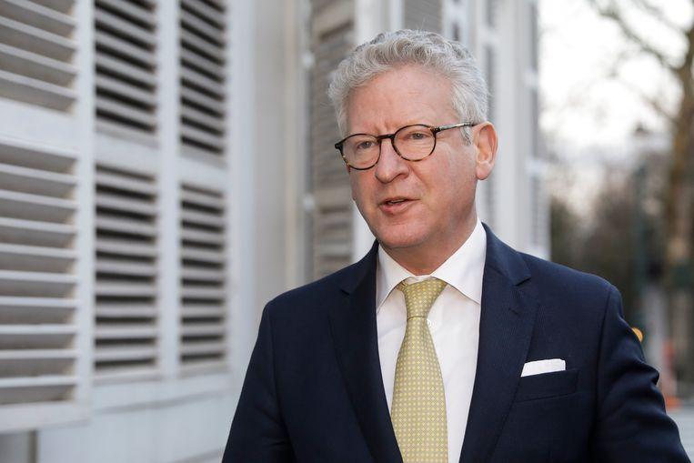 Minister van Binnenlandse Zaken en Veiligheid Pieter De Crem (CD&V)
