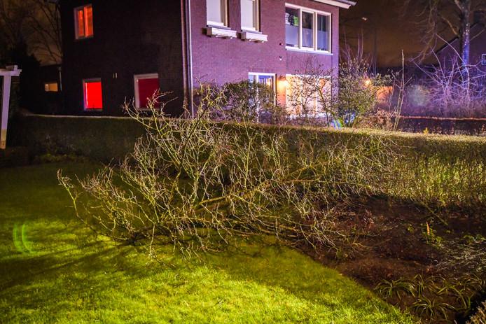 Ongeluk in Lieshout.