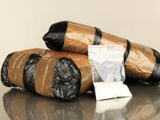 Douane onderschept voor 55 miljoen euro aan heroïne in Antwerpse haven