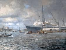 Spectaculair: de havenschilderijen van Marius de Jongere