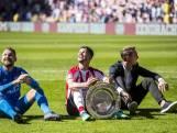PSV onder Ajax en Feyenoord wat de kijkcijfers betreft