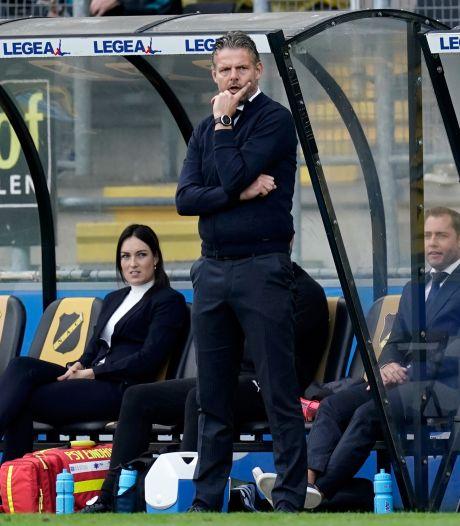 Uneken vindt dat Jong PSV verzuimde om NAC pijn te doen