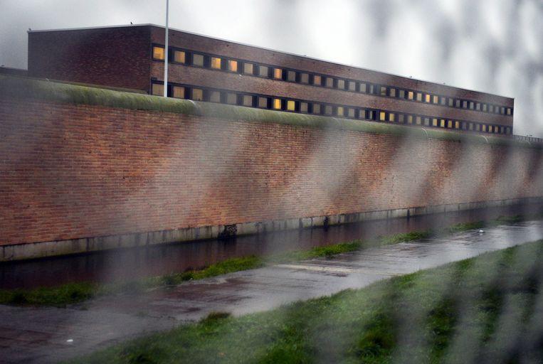 De gevangenis in Brugge.