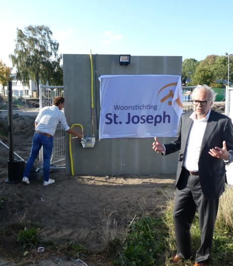 Sint Joseph begint aan eerste gasloze woningen in Boxtel