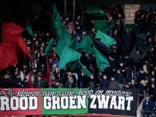 NEC over geweigerd spandoek bij wedstrijd tegen Helmond Sport: 'Conclusies getrokken die nergens op slaan'