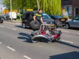 Quad botst met bestelbusje in Roosendaal: één gewonde