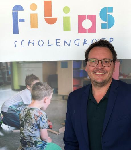 Archel Kerkhof neemt stokje over van Tineke Jansen als bestuurder bij de Filios Scholengroep