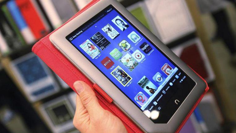 De Nook tablet Beeld reuters