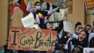 Protest tegen politiegeweld breidt uit buiten de VS: wereldwijd tienduizenden mensen op straat
