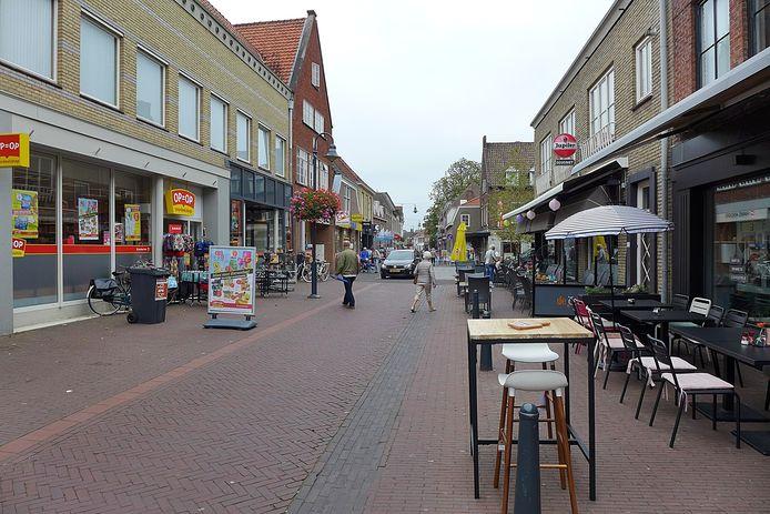 Het centrum van Boxtel.