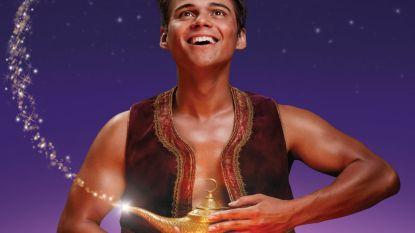 'Aladdin' krijgt blanke prinses in Vlaamse musicalversie