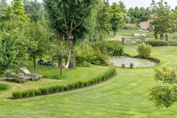 Tuinen Hoornaert met een project in Wontergem.