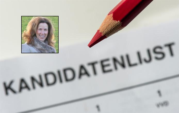 Jolanda Verdoorn stemt op haar overleden PvdA-vriend.