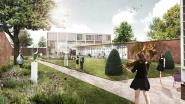 Onderdelen vrijetijdscentrum Edegem in Oostenrijk geproduceerd en nadien hier opgebouwd