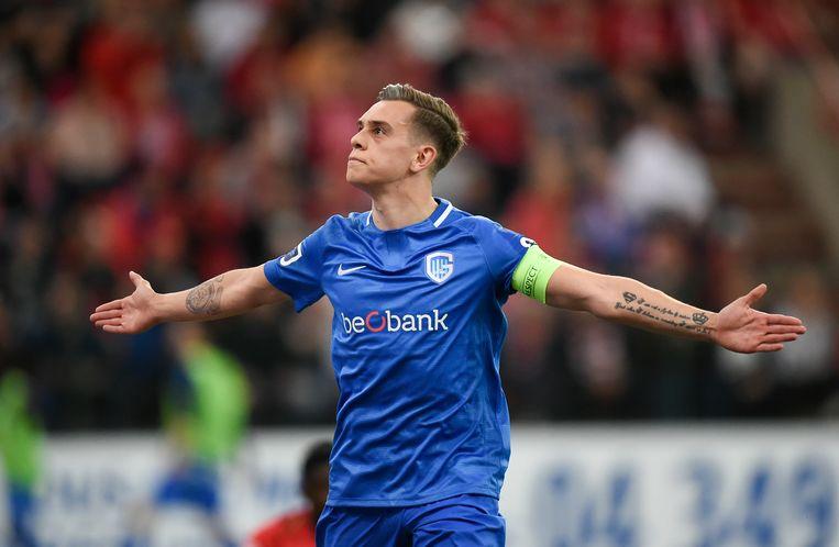 Trossard bekroont een topseizoen naar Brighton & Hove in de Premier League