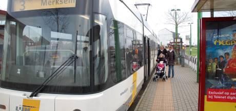 Maand lang geen tram 3 tussen Linkeroever en Melsele