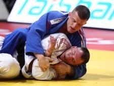 Korrel mist EK judo in Tsjechië door knieblessure