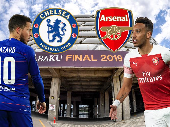 Chelsea - Arsenal.