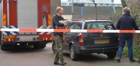 Anonieme held redt vrouw en hondje uit brandende woonkamer in Deventer