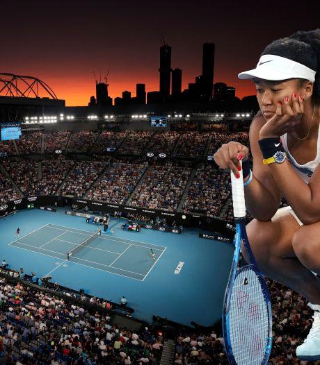 Nieuw tennisjaar, oude coronasores: 'Een rare, maar nette oplossing'