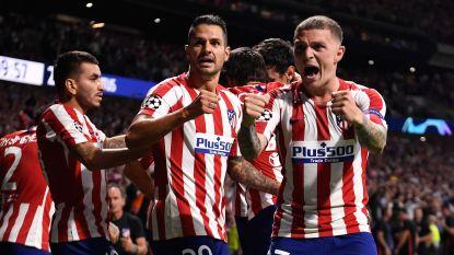 Atlético-Juventus lost alle verwachtingen in: Ronaldo & co geven 0-2-voorsprong nog uit handen na zinderende tweede helft