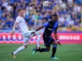 Club Brugge geeft in slotfase zege weg in doelpuntenfestijn