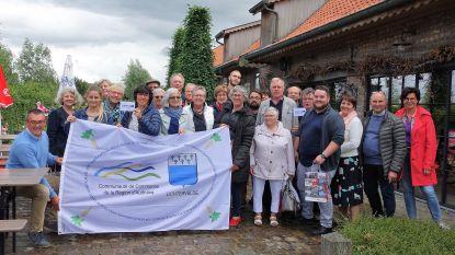 Nieuwe verkaveling Leysafortstraat wordt 'Ouderwijk' ter ere van jumelage met Audruicq