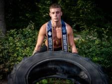 Is Drielse Roy mister Netherlands? 'Er doen veel mooie jongens mee, maar ik ben positief'