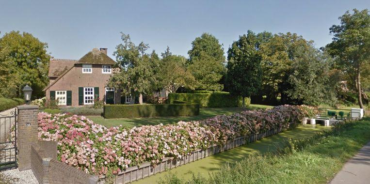De hoeve in het Nederlandse Meerkerk waar zorginstelling Jedidja voorheen was gevestigd.