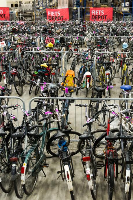 Breda voert controles op fout gestalde fietsen nóg verder op