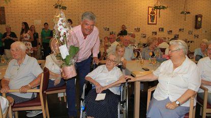 Zuster Genoveva, oudste inwoner stad, viert 108ste verjaardag