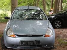 Solexrijder naar ziekenhuis na botsing met auto bij Heino