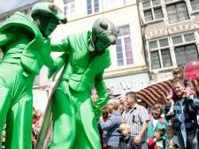 Gentse Feesten in coronatijden: digitaal, creatief en veilig