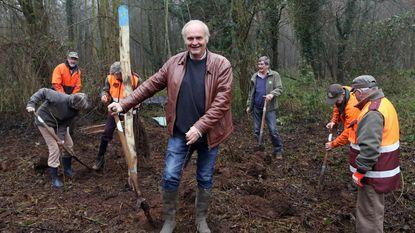 Bosgroep Zuiderkempen plant 1.000ste 'kloemp'
