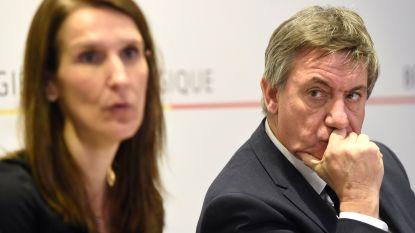 Jan Jambon vraagt premier Sophie Wilmès om 'federale fase' af te kondigen