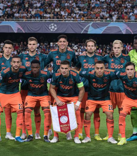 Ajax speelt voor premie van 9,5 miljoen euro