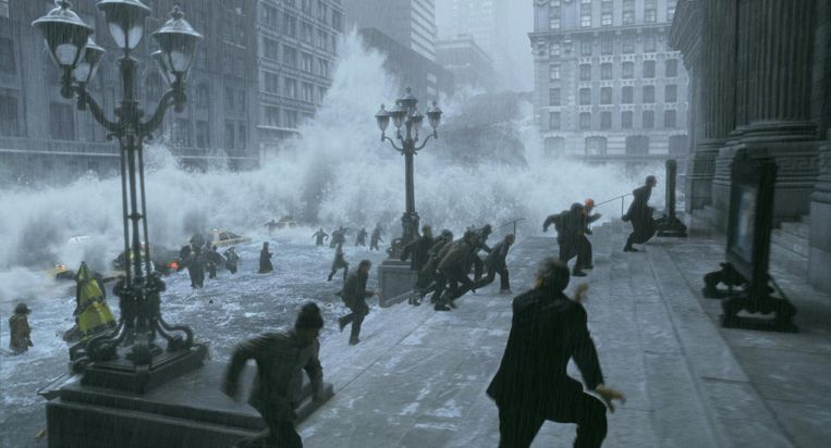 The Day After Tomorrow, 2004. Beeld