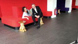 Slongs Dievanongs en Helmut Lotti vinden elkaar in hun liefde voor muziek