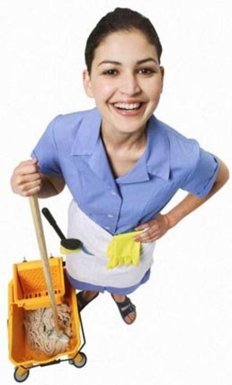 Dienstencheques tot 105 uren huishoudhulp kunnen zelfstandige moeders aanvragen.