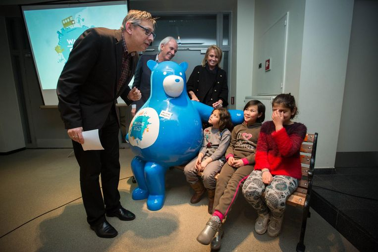 Warme William moet helpen om het mentaal welbevinden van kinderen en jongeren te verbeteren.