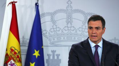 Spaanse premier overweegt vervroegde verkiezingen op 14 april