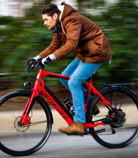 Achttien e-bikes gestolen op camping in Dongen