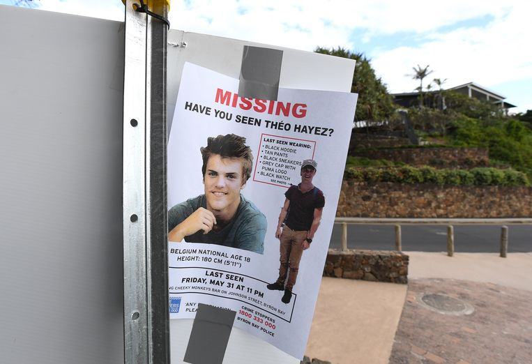 Opsporingsbericht naar vermiste Théo Hayez