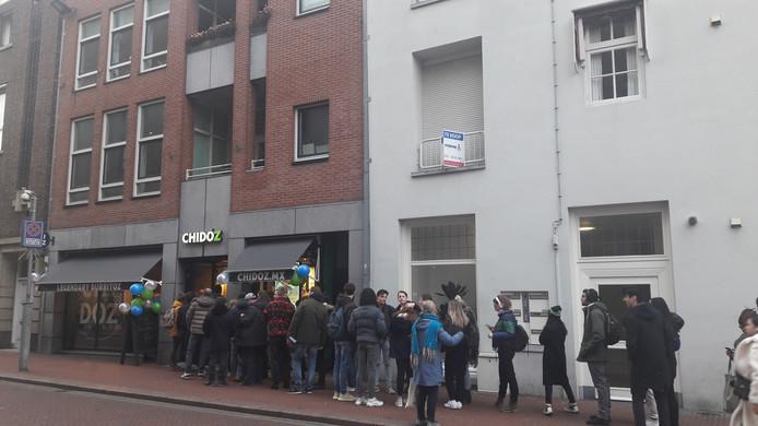 Opening Chidòz in Den Bosch